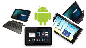 afbeelding android tablets